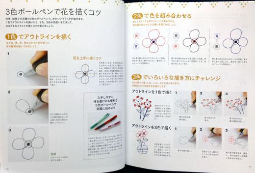 ボールペンだけで描ける! 簡単&かわいいイラスト (趣味Do楽)